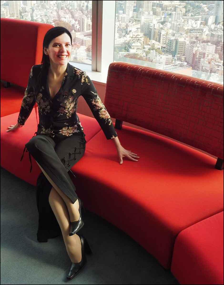 Tania Bianchi - international marketing expert