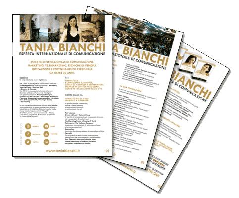 Tania Bianchi Bio in PDF